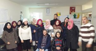 n 18th December ,NAFS for empowerment has accomplished a workshop for psychology students at Birzet university