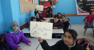 Nafs for empowerment implemented two workshops for 70 children from Jalazon camp