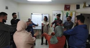 Laughter therapy workshop