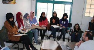 Psychological youth empowerment through volunteering in Kafr Malik.