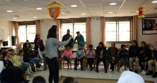 Psychological Youth Empowerment through volunteering in Ramon.