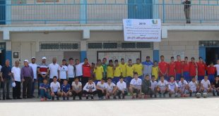 On Tuesday 30/4/2019, Nafs for Empowerment in cooperation with Education Office of UNRWA held a football league between schools from Jerusalem, Jericho and Ramallah.