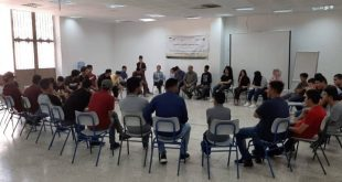 On 17/06/2019, Nafs for Empowerment inaugurated the Palestinian Summer Camp for volunteers at Birzeit. The camp aimed to support, empower and activate young volunteers.