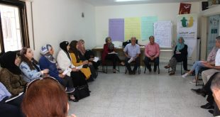 On 22/06/2019, Nafs for Empowerment started a training course about violence methods and its alternatives