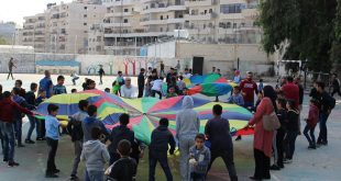Wednesday 13/11/2019 Nafs for Empowerment, in Cooperation with Shufat Male UNRWA School, organized a number of recreational activities in the school